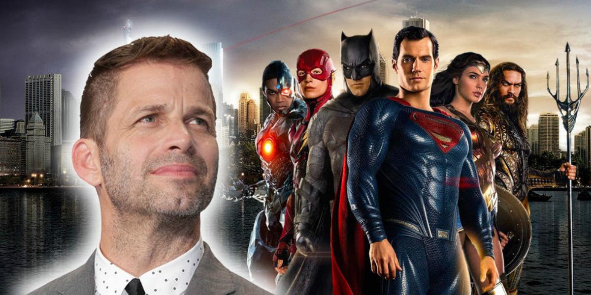 """Zack Snyder revela que WB no lo quiere, por ello el """"Snyderverse"""" no tiene futuro"""