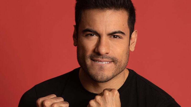 Carlos Rivera revela cual es el proyecto más grande de su carrera